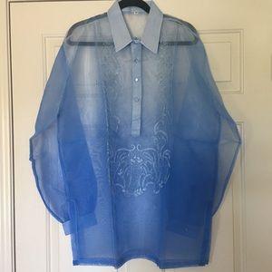 Other - 💙 2 for $49! Men's Barong Tagalog Dress Shirt
